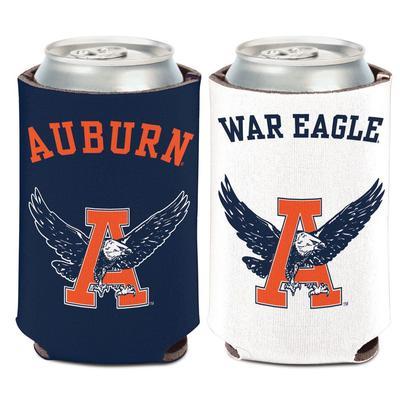 Auburn Vault War Eagle 12 oz Can Cooler