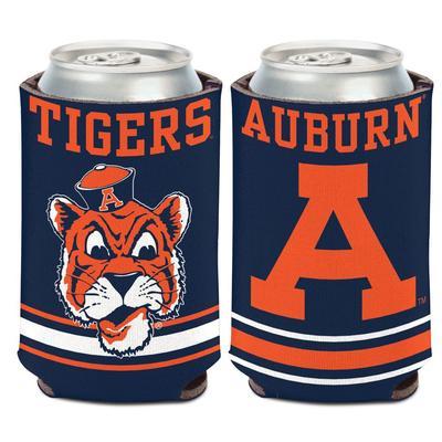 Auburn 12 oz Vault Aubie Can Cooler
