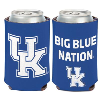 Kentucky Big Blue Nation 12 oz Can Cooler