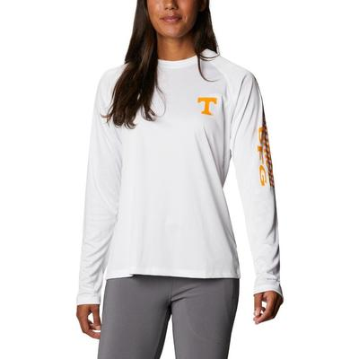Tennessee Columbia Tidal Long Sleeve Shirt