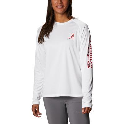 Alabama Columbia Tidal Long Sleeve Shirt