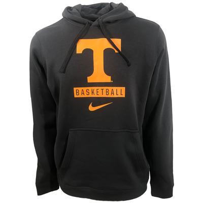 Tennessee Nike Men's Club Fleece Basketball Hoody