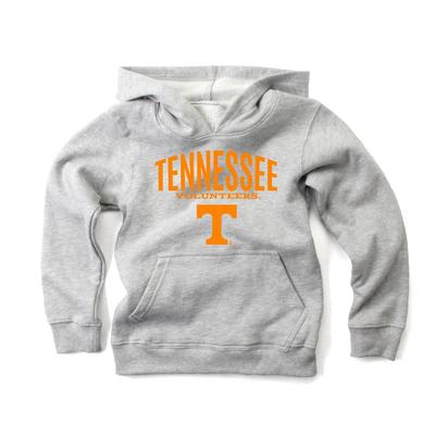 Tennessee Wes & Willy Toddler Arch Fleece Hoodie