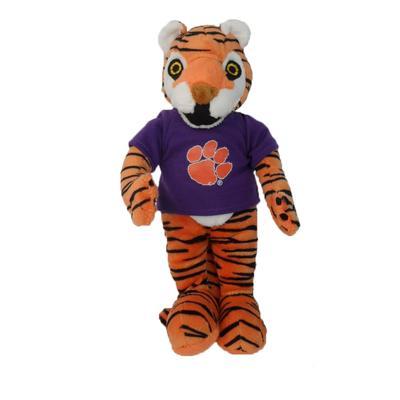 Clemson Plush Tiger Mascot 11