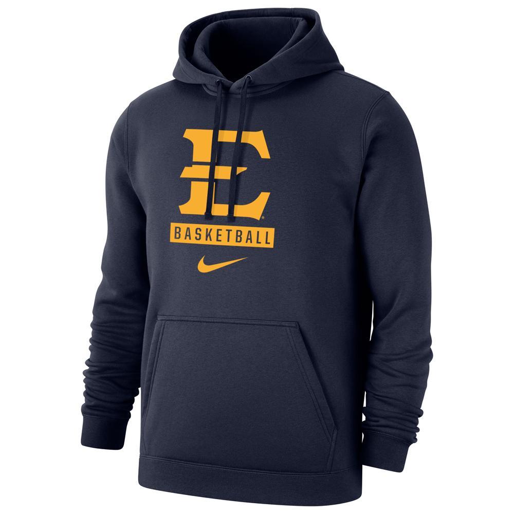Etsu Nike Club Fleece Basketball Hoody