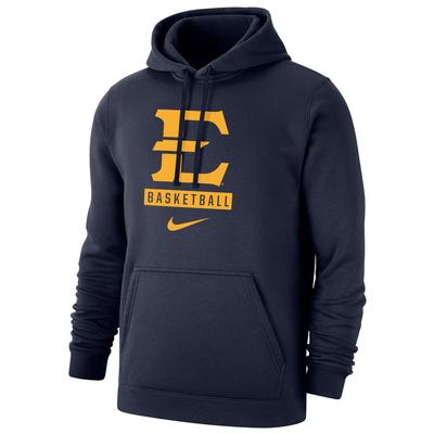ETSU Nike Club Fleece Basketball Hoody