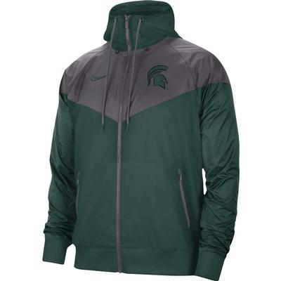 Michigan State Nike Men's Windrunner Jacket