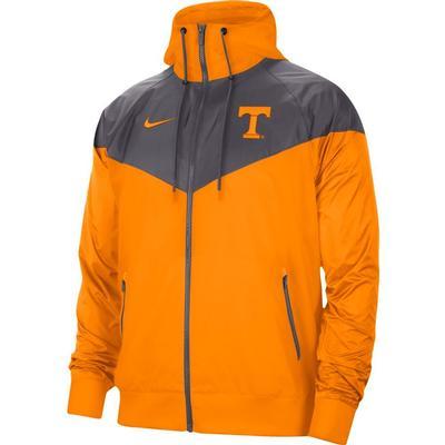 Tennessee Nike Men's Windrunner Jacket