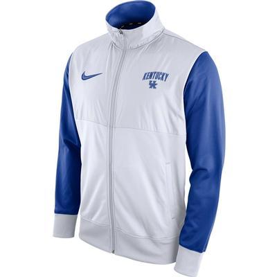 Kentucky Nike Men's Track Jacket