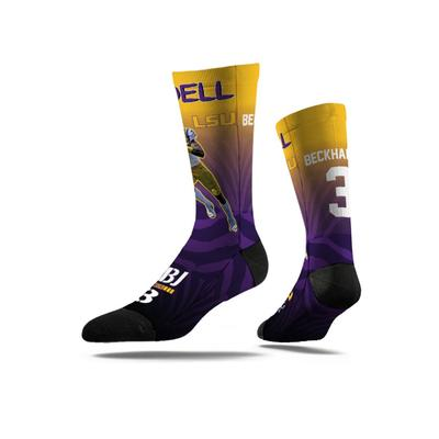 Odell Beckham Jr Strideline Crew Socks