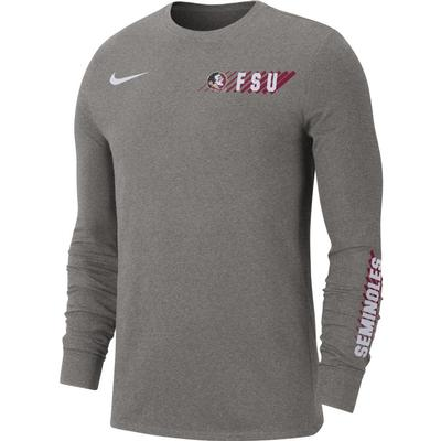 Florida State Nike Men's Dri-Fit Long Sleeve Tee