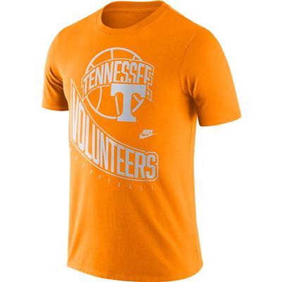 Tennessee Nike Men's Retro Basketball Tee