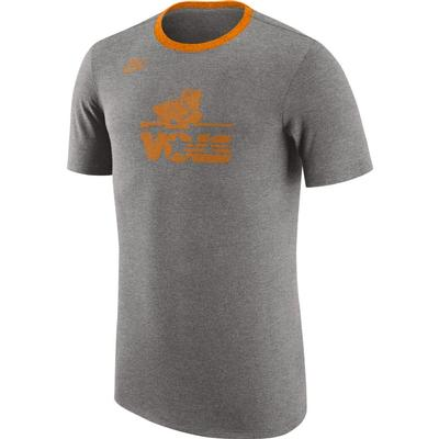 Tennessee Nike Vault Tri-Blend Retro Tee