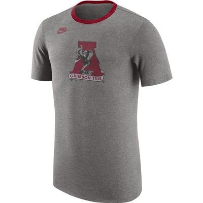 Alabama Nike Vault Tri-Blend Retro Tee