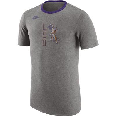 LSU Nike Vault Tri-Blend Retro Tee