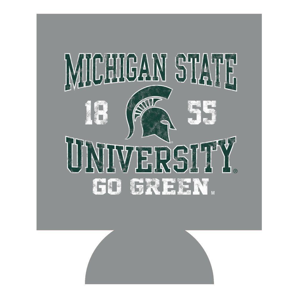 Michigan State Can Hugger
