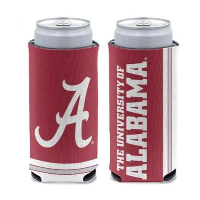 Alabama 12 oz Slim Can Cooler
