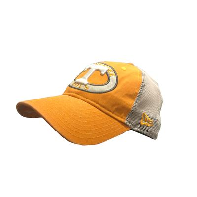 Tennessee New Era Men's Patched Mesh Back Adjustable Hat