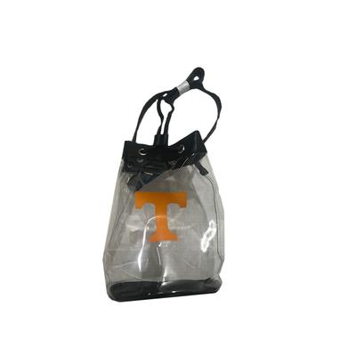 Tennessee Madison Clear Bucket Tote