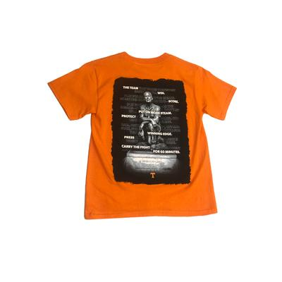Tennessee Nike Youth Official 2020 Football Short Sleeve Tee