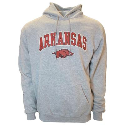 Arkansas Champion Men's Arch Screen Hoody