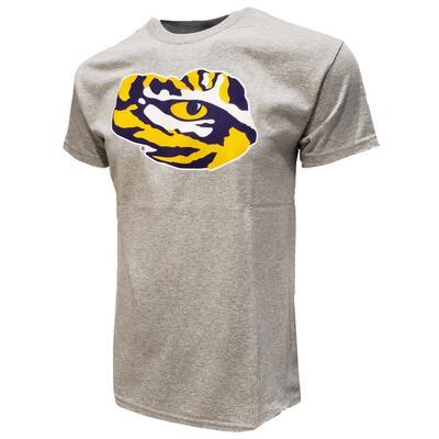 LSU Men's Tiger Eye Logo Tee