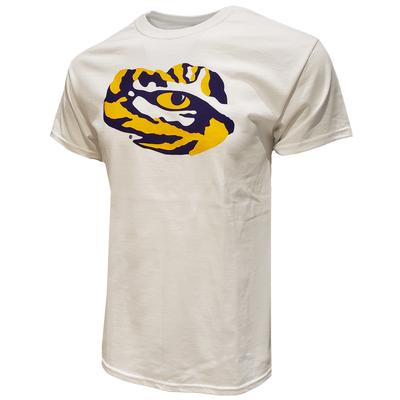 LSU Men's Tiger Eye Logo Tee