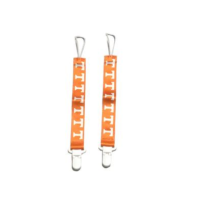 Tennessee Baby Fanatic 2pc Pacifier Clip Set