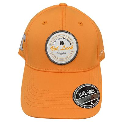 Tennessee Clover Vol Luck Patch Adjustable Hat