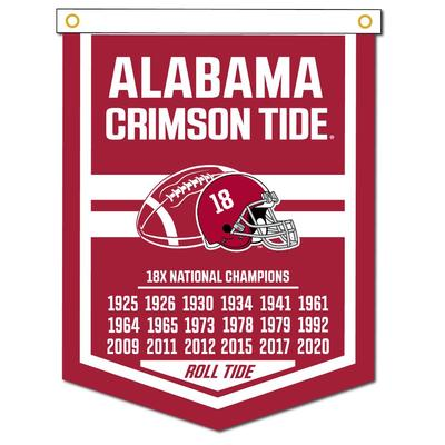 Alabama 2020 National Champions 18