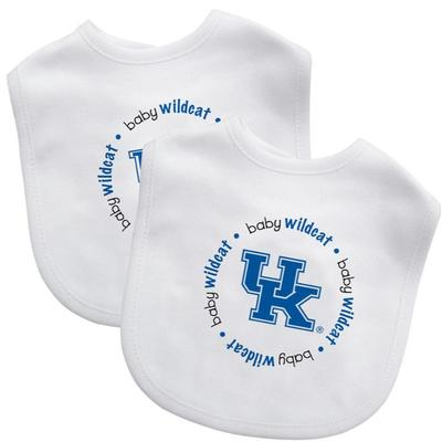 Kentucky Baby Fanatic Infant Baby Wildcat Bib