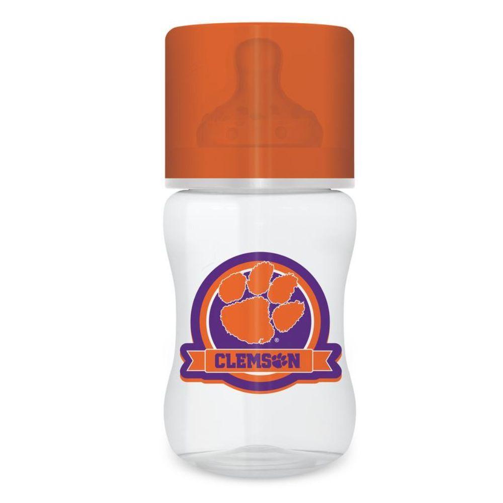 Clemson Baby Fanatic Baby Bottle
