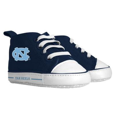 UNC Baby Fanatic High Top Pre-Walkers