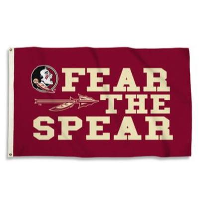 Florida State Fear the Spear House Flag