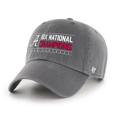 Alabama 2020 National Champions 47' Brand 18 Time Champs Hat