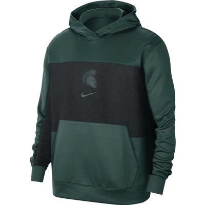 Michigan State Nike Men's Spotlight Hoodie PRO_GREEN