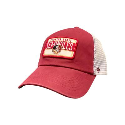 Florida State 47' Brand Fluid Clean Up Mesh Hat