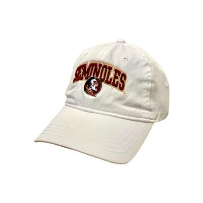 Florida State School Slogan Adjustable Hat