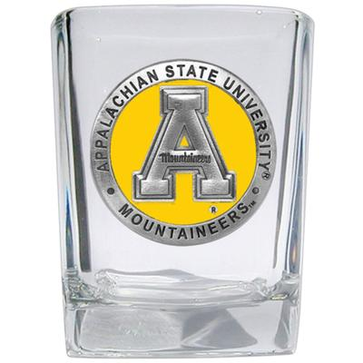 Appalachian State Heritage Pewter Shot Glass