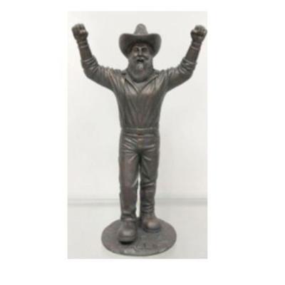 Appalachian State Mascot Resin Figurine