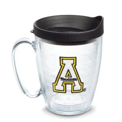 Appalachian State Tervis 16 oz Block A Mug