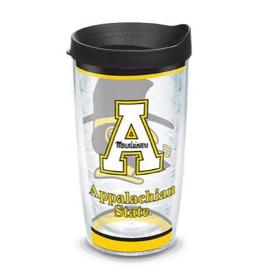 Appalachian State Tervis 16 oz Traditional Wrap Tumbler