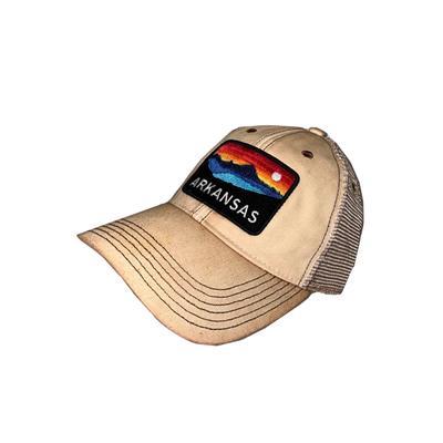 Legacy Arkansas Landscape Mesh Hat