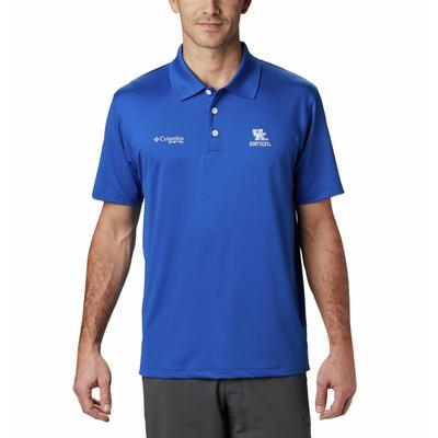 Kentucky Columbia PFG Skiff Cast Polo