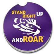 Lsu Roar 1 Pack Coaster
