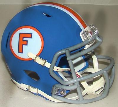 Florida Throwback Circle F Riddell Mini Helmet