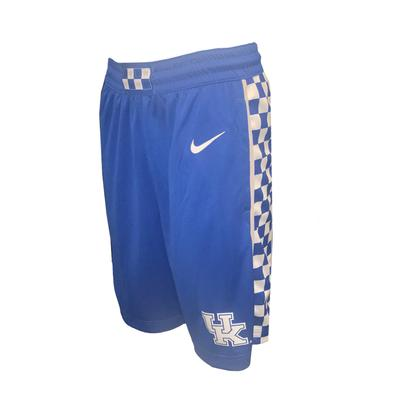 Kentucky Nike Men's Limited Basketball Road Shorts