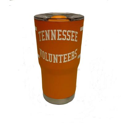 Tennessee 20 oz Basketball Throwback Tumbler