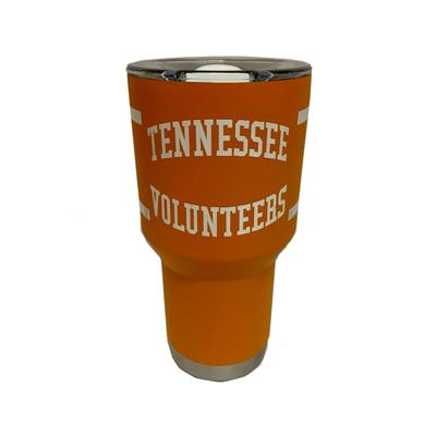 Tennessee 30 oz Basketball Throwback Tumbler