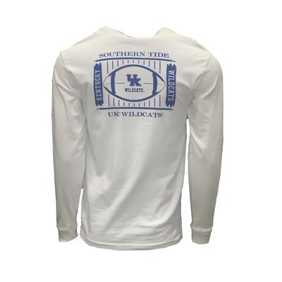 Kentucky Southern Tide Men's Stadium Long Sleeve Tee